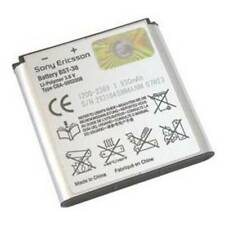 Genuine Sony Ericsson C902 C905 K770i K850i W995 X10 mini Pro Battery BST-38
