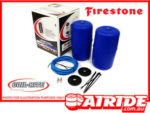 2010 - 2013 TOYOTA PRIUS ZVW30R FIRESTONE COIL RITE AIR ASSIST KIT