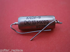 Condensador 0.015 uF 400V Capacitor Aceite Paper In Oil PIO NOS Guitar Bass