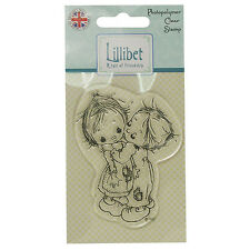 EMBRACE - Lillibet Collection Mini Clear Stamp - Trimcraft