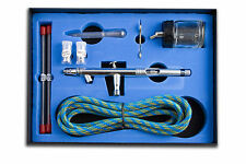 PRECISION DOUBLE ACTION HIGH FLOW SUCTION FEED AIRBRUSH KIT AB-182K