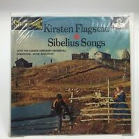 LONDON OS 25005 BB FFSS  KIRSTEN FLAGSTAD Sibelius Songs OIVIN FJELDSTAD  SEALED