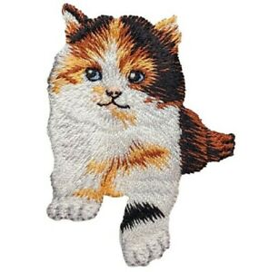 CATS LARGE Iron On Patch Kittens Pets Kitty
