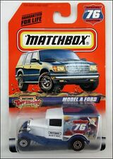 Matchbox Superfast •  Toy Show '76  •  Model A Ford  Hershey,Pa 1998 MB38