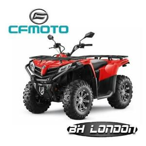 CF MOTO CForce 520 EPS - 2 year warranty - Road legal quad