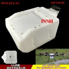 DIY 16L Water Tank Granula Spreader Pesticide Liquid Tank For Agricultural Drone