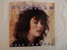 """LAURA BRANIGAN """"SELF CONTROL""""  PICTURE SLEEVE! NEW! ONLY NEW COPY ON eBAY!"""