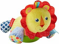NEW Fisher Price Infant Roly Poly Lion Chime Ball