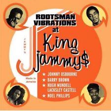 Rootsman Vibration At King Jam - Rootsman Vibration At King Jam NEW CD
