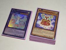 Yu-Gi-Oh! Melodious Diva deck + new sleeves