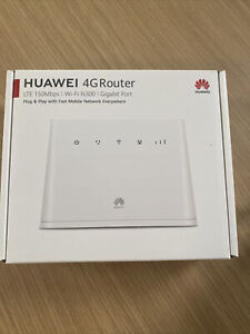 HUAWEI B311 4G/LTE 150mbps Mobile WiFi Router