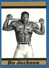 1990 Bo Knows Baseball BO JACKSON (ex-mt)