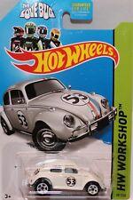 Hotwheels VW Volkswagen Herbie Love bug Herbie USA MINT  long card.