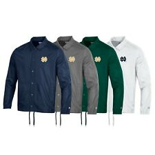 Notre Dame Fighting Irish NCAA Men's Champion Classic Coaches Jacket Collection