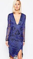 Lavish Alice Blue Dress BNWT RRP £ 70 circa
