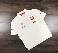 Men's Puma Ferrari Bridgestone Racing Polo shirt size - L
