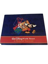 Walt Disney World Resort A Pictorial Souvenir 1997 Booklet Theme Park Vintage
