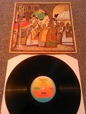RICO - MAN FROM WAREIKA LP ' RARE MISPRINT ' UK 1ST PRESS ISLAND ILPS 9485