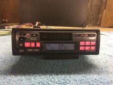 Vintage/Classic ALPINE TDM-7544R car stereo (cassette/radio )