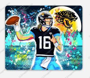 Trevor Lawrence MAGNET - Jacksonville Jaguars Duuuval NFL Quarterback Sunshine