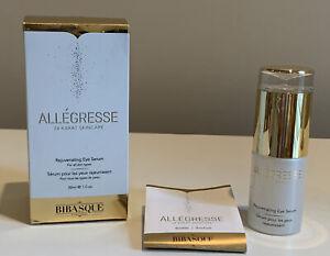 Bibasque Allegresse 24 Karat Skincare Rejuvenating Eye Serum - New - 1 oz.