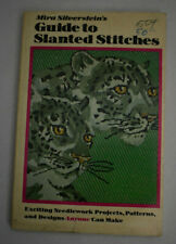 Mira Silverstein's Guide to Slanted Stitches Needlework Projects and Patterns