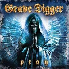 Grave Digger - Pray - heavy metal EP w/ Motorhead cover