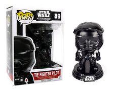 Funko POP ! Vinyl - 89 Black Tie Fighter Pilot - Smuggler's Bounty - Star Wars