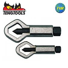 Teng Tools 2pc conjunto de Separador Tuerca ROTO PEGADO dañado Split Cracker 5-27 mm NS02