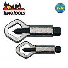 Teng Tools 2pc Broken Nut Splitter Set Stuck Damaged Split Cracker 5-27mm NS02