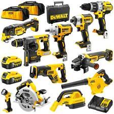 DeWalt Power Tools U Choose Saw Hammer Drill Driver Impact Grinder Charger Light