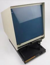 Micro Design 825A Microfiche Microfilm Reader Tested Working