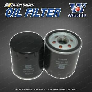 Wesfil Oil Filter for Ford Escape ZG Focus LZ Kuga TF Mondeo MD 2.0 4Cyl 16V