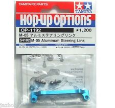 Tamiya 54192 RC M05 Aluminum Steering Link Set M05v2/M06 Hop Up Parts OP1192