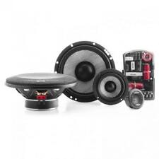 "Focal Access 165AS3 6.5"" 3.5"" 1"" 3 Way Component Car Speaker Set 160w"