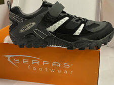 Serfas Trax Mens MTB Shoes 44 NEW IN BOX  !!!