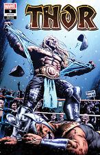 Thor 9 Valerio Gangiordano WWE WWF Hulk Hogan Shirt Rip Homage Trade Variant