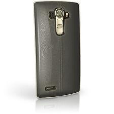 Fundas y carcasas transparente de plástico para teléfonos móviles y PDAs LG