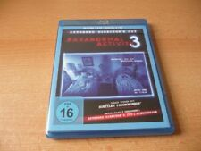 Blu Ray Paranormal Activity 3 - Extended Director`s Cut - incl. DVD