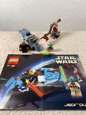 Lego Vintage Star Wars 7103 Jedi Duel