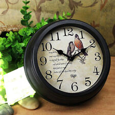 Wifi HD Spy Hidden Wall Clock Motion DVR IP P2P Camera Iphone Android Security