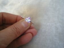 Mercury Mystic Topaz ring, size R/S, 1.37 carats, 2.37 grams of 925 Sterling Sil