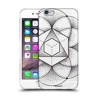 Custodia Cover Design Geometrico Per Apple iPhone 4 4s 5 5s 5c 6 6s 7 Plus SE