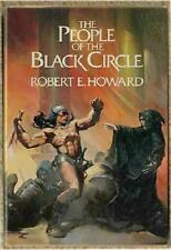 PEOPLE OF THE BLACK CIRCLE ~ ROBERT E. HOWARD ~ COVER ART KEN KELLY ~ BCE ~ HC