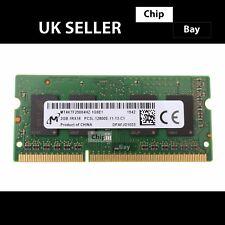Genuine Micron 2GB 1Rx16 PC3L-12800S DDR3 RAM Memory Module