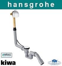 Hansgrohe 58123000 Complete Set for Exafill Bath Filler w/Waste & Overflow Set