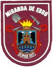 PARCHE BOMBEROS DE MIRANDA DE EBRO FIRE AND RESCUE DEPT POMPIERS EB00238
