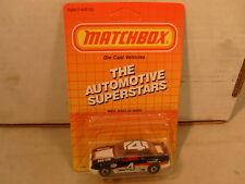 1987 MATCHBOX SUPERFAST MB10 BUICK LE SABRE 4 355 CID NEW MOC
