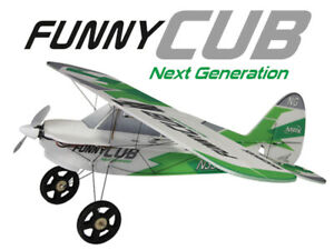 Multiplex FUNNYCUB INDOOR PROFILE KIT (Green)