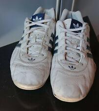 Adidas Adi Racer goodyear Low Blanc-Bleu Taille 10 correspond à 44-45